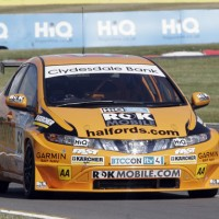 btcc Honda Thompson