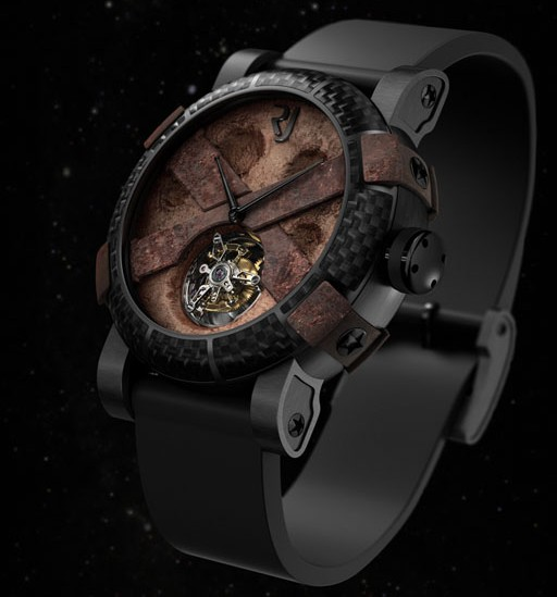 MONTRE Romain Jerome