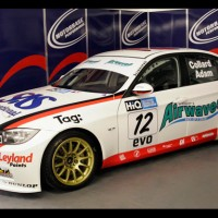 BTCC BMW Airwawes