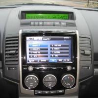 Mazda 5 console