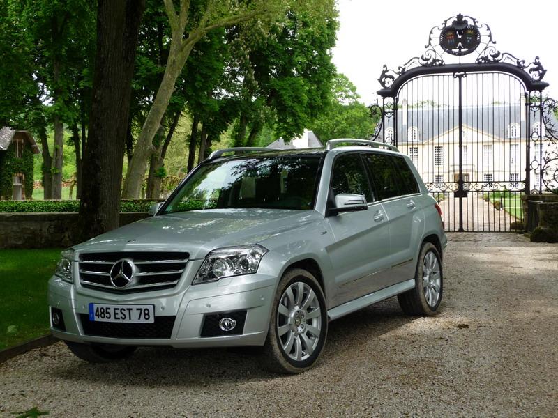 Mercedes GLK Chateau