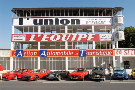 Reims circuit de GUEUX  Photo autonewsinfo
