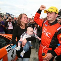BTCC Turkington Champion
