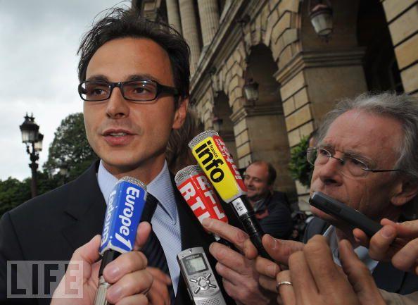 Nicolas DESCHAUX Président de la FFSA