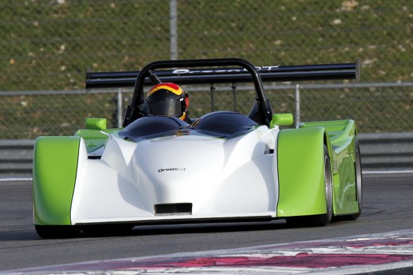 2011 GREEN GT Test Le Castellet Mars 2011