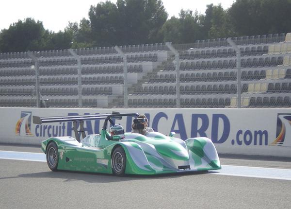 Green GT Mod 4