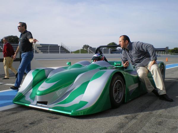 Green GT Mod 8