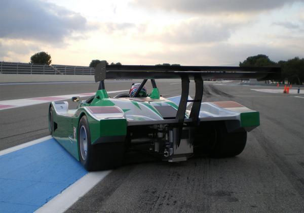 Green GT Mod 9