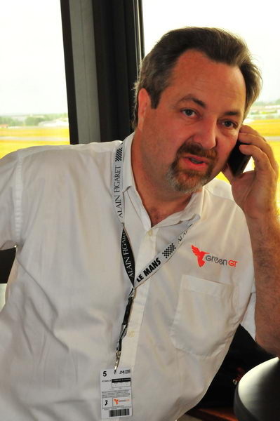 JEAN-FRANCOIS-WEBER-Le Chef du projet GREEN-GT