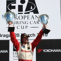 ETCC THOMPSON podium