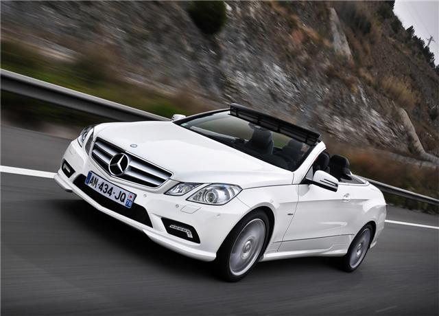 Mercedes e Cab