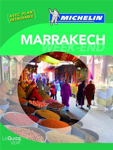 MICHELIN Guide vert Marrakech