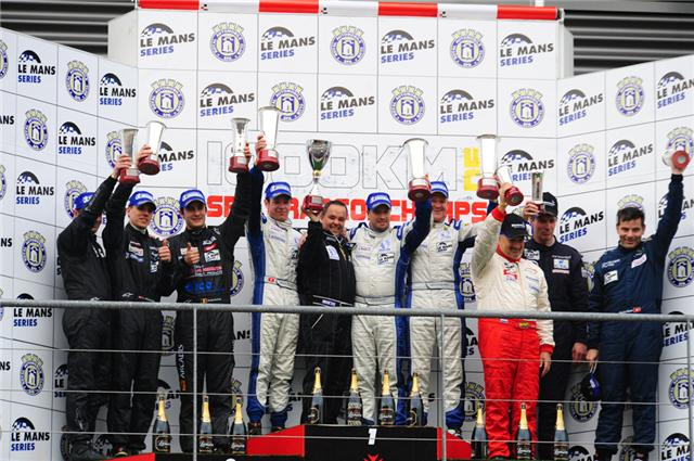 SPA FLM Podium
