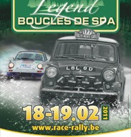 LEGEND BOUCLES SPA 2011 Affiche