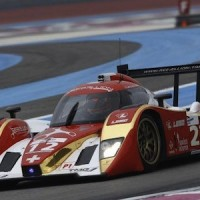 LOLA REBELLION Test LMS PAUL RICARD
