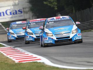 2011 MONZA Les 3 Chevrolet