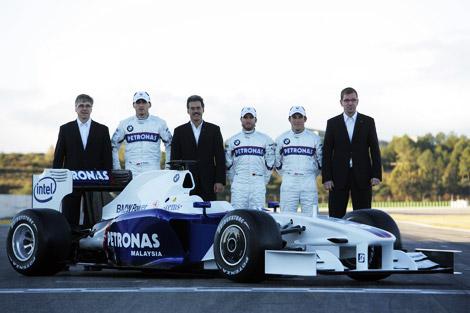 BMW-F1-Team