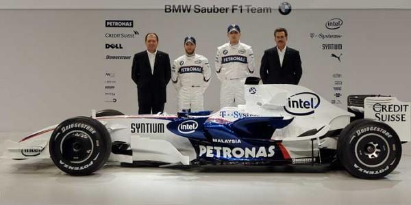BMW-F1-presentation