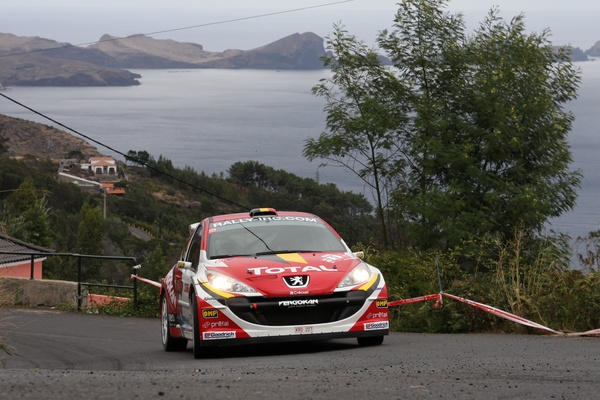Rallye de MADERE 2008