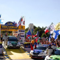 BARUM 2011 PODIUM Triple Skoda