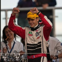 2011Silverstone Olivier Podium