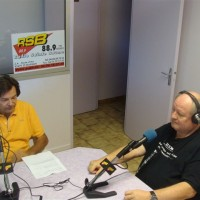 GILLES interview RADIO STE BAUME 29082011