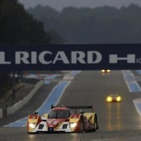 PAUL RICARD 2011 LOLA REBELLION passerelle