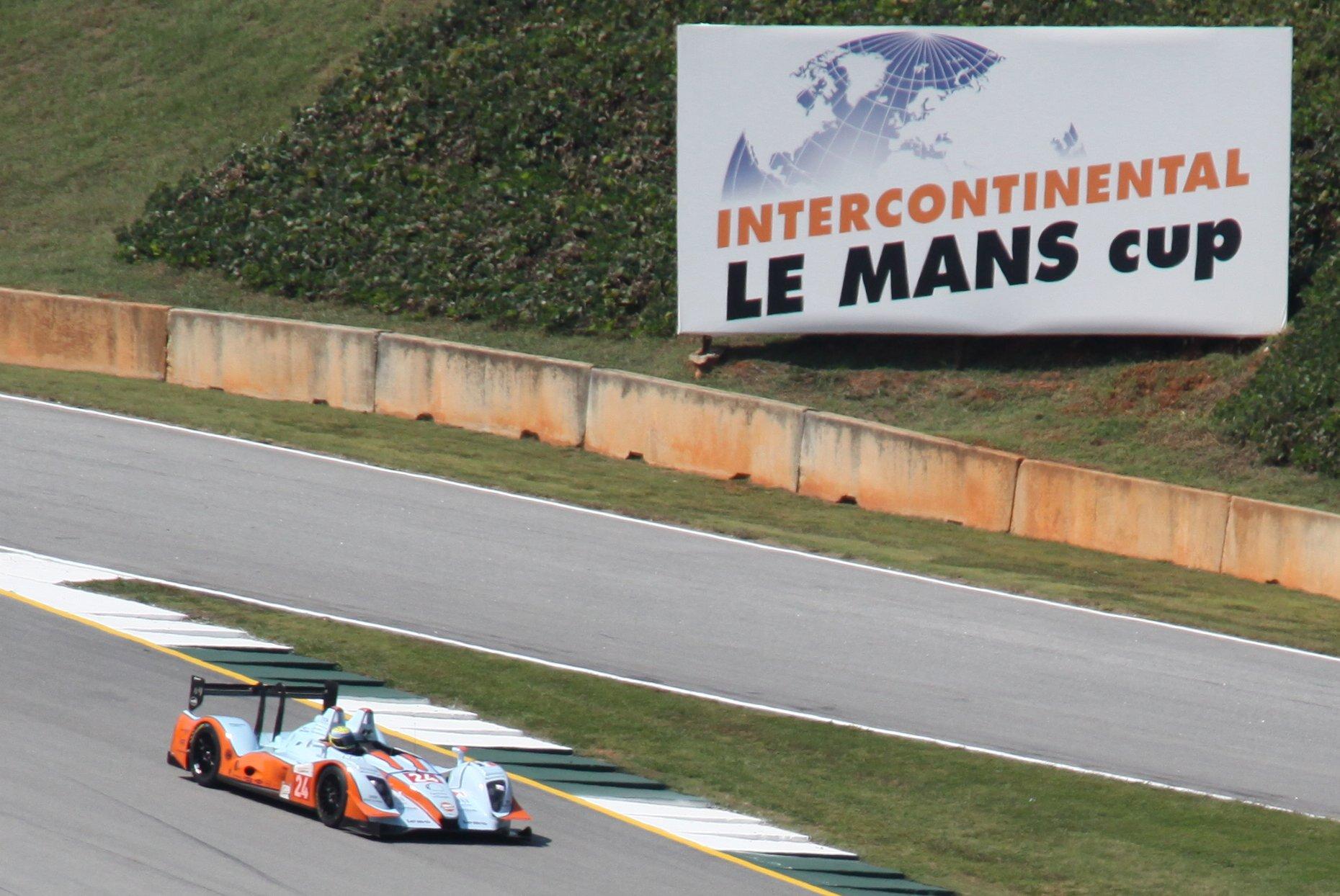 PETIT LE MANS 2011 OAK affiche ILMC