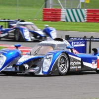 SILVERSTONE IMC 2011 LES DEUX PEUGEOT
