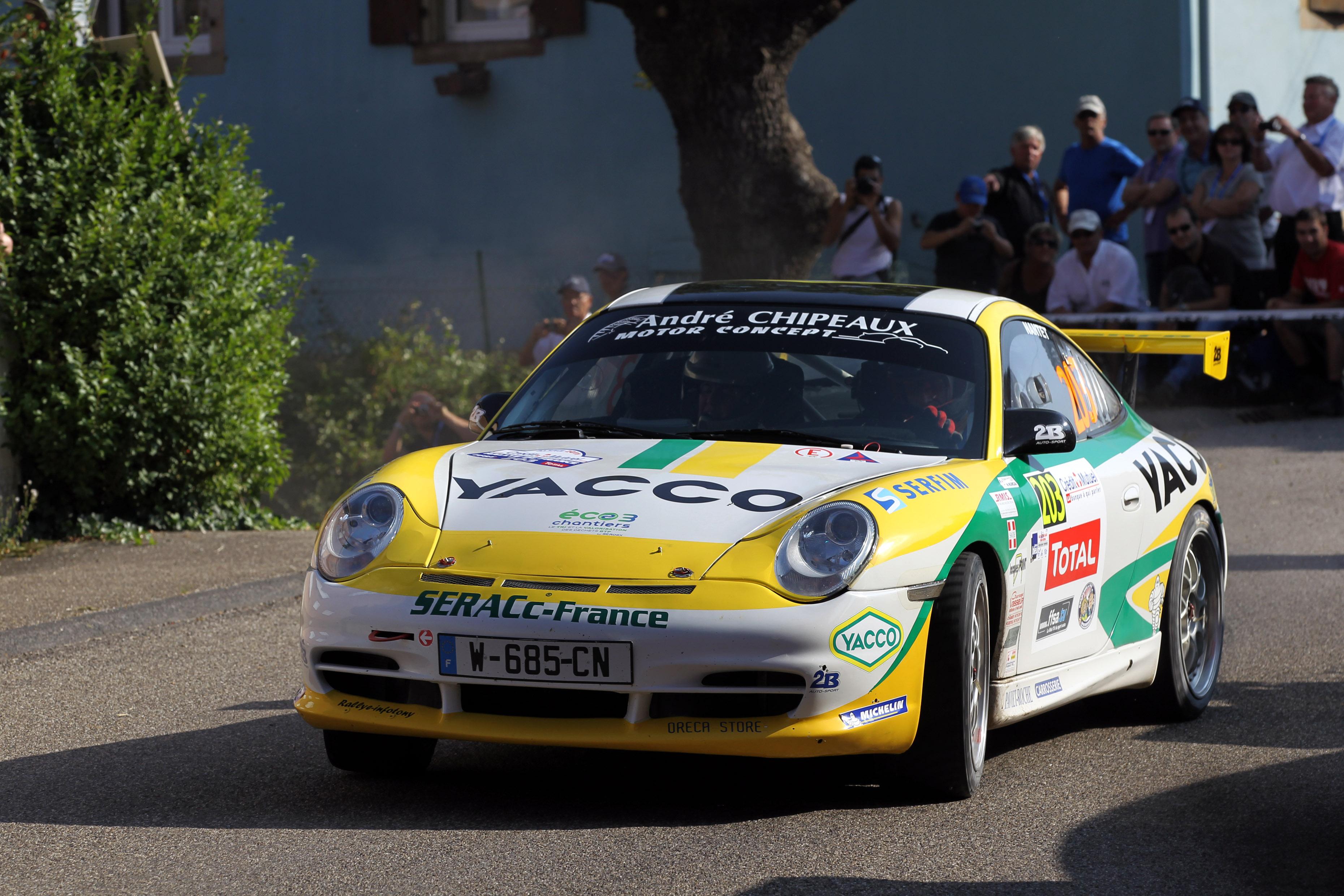 ALSACE 2011 Gd National Porsche Nantet