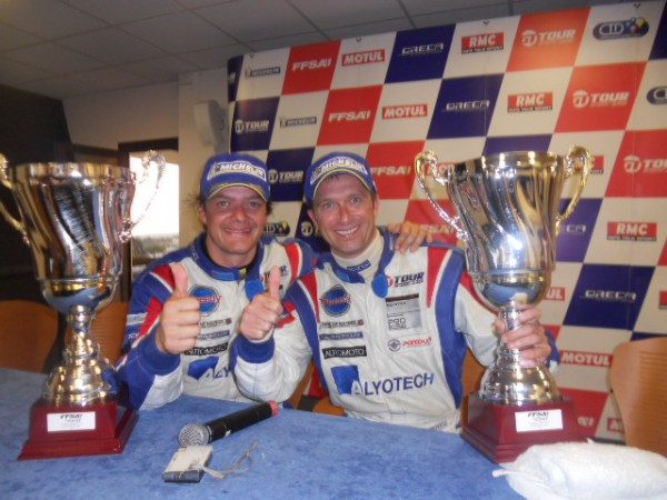 GT TOUR 2011 Anthony Laurent CHAMPIONS Paul Ricard 29 oct