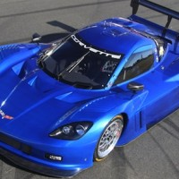 CORVETTE GRAND AM DP 2012