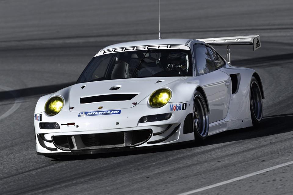 PORSCHE GT3 RSR 2012 FACE
