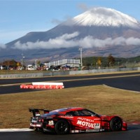 SUPER GT FUJI 2011 TRELUYER