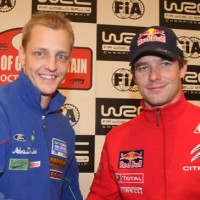 WRC RAC Seb et mikko