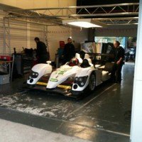 HOPE RACING DEC 2011 ESPAGNE TEST