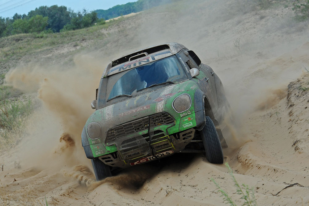 AUTO - SILK WAY RALLY 2011