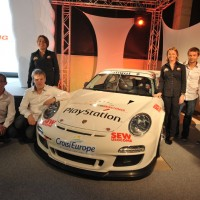 Sebastien Loeb Racing PrsentationOfficielle hAGUENAU 1ER DEC 2011 FranckKobi-LoebEvents