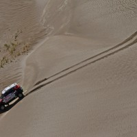 MOTORSPORT / DAKAR 2012 - PART 1