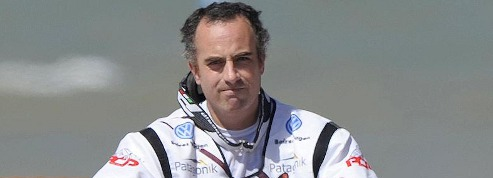 DAKAR 2012 MORT DE JORGE MARTINEZ BOERO