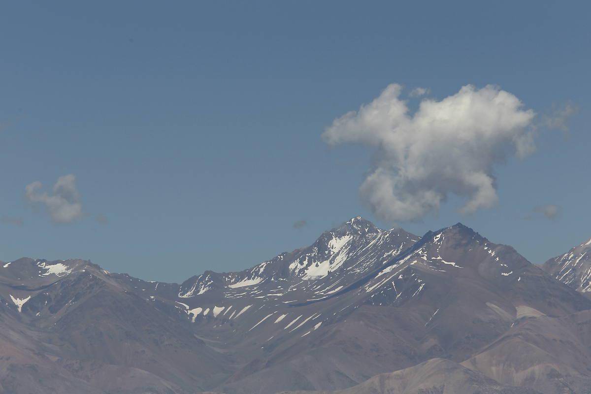 DAKAR 2012 Montagne andine en ARGENTINE