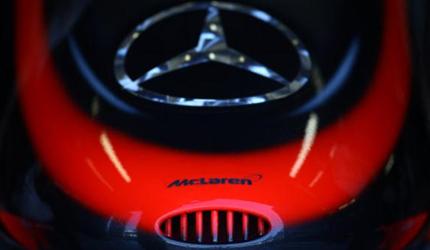 F1   MCLAREN NE DISCUTE PLUS AVEC LE MOTORISTE PUREMclaren Mercedes F1 Logo