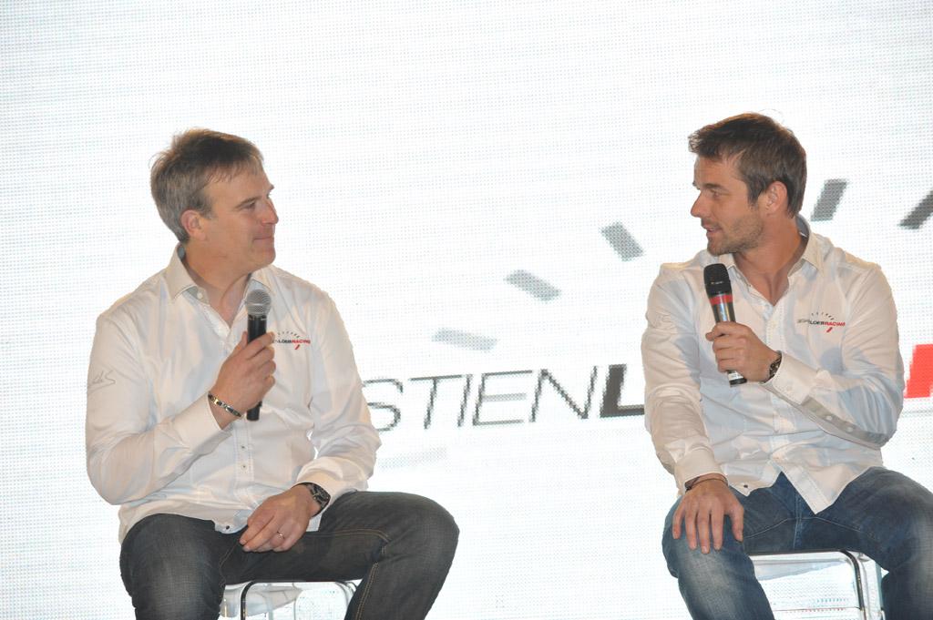 Sebastien Loeb Racing_Présentation Officielle