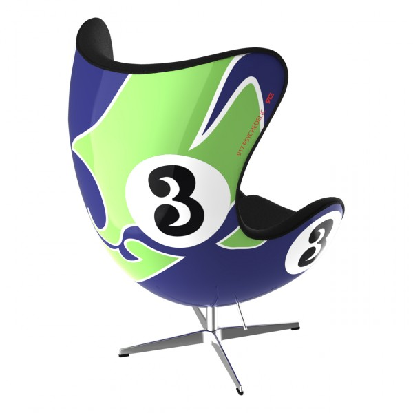 Revez dans les fauteuils aux couleurs des mythiques - Siege de bureau conforama ...