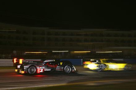 AUDI motorsport Num 2 nuit sebring