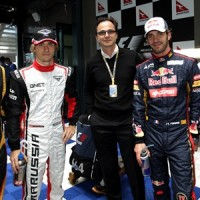 Australian GP Sunday 18/03/12