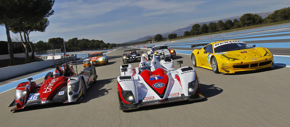 Championnat Proto-GT SRCN & SRCF ELMS-2012-PAUL-RICARD-PROTO-ET-GT