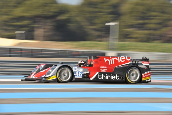 ELMS PAUL RICARD 2012  ORECA TEAM THIRIET