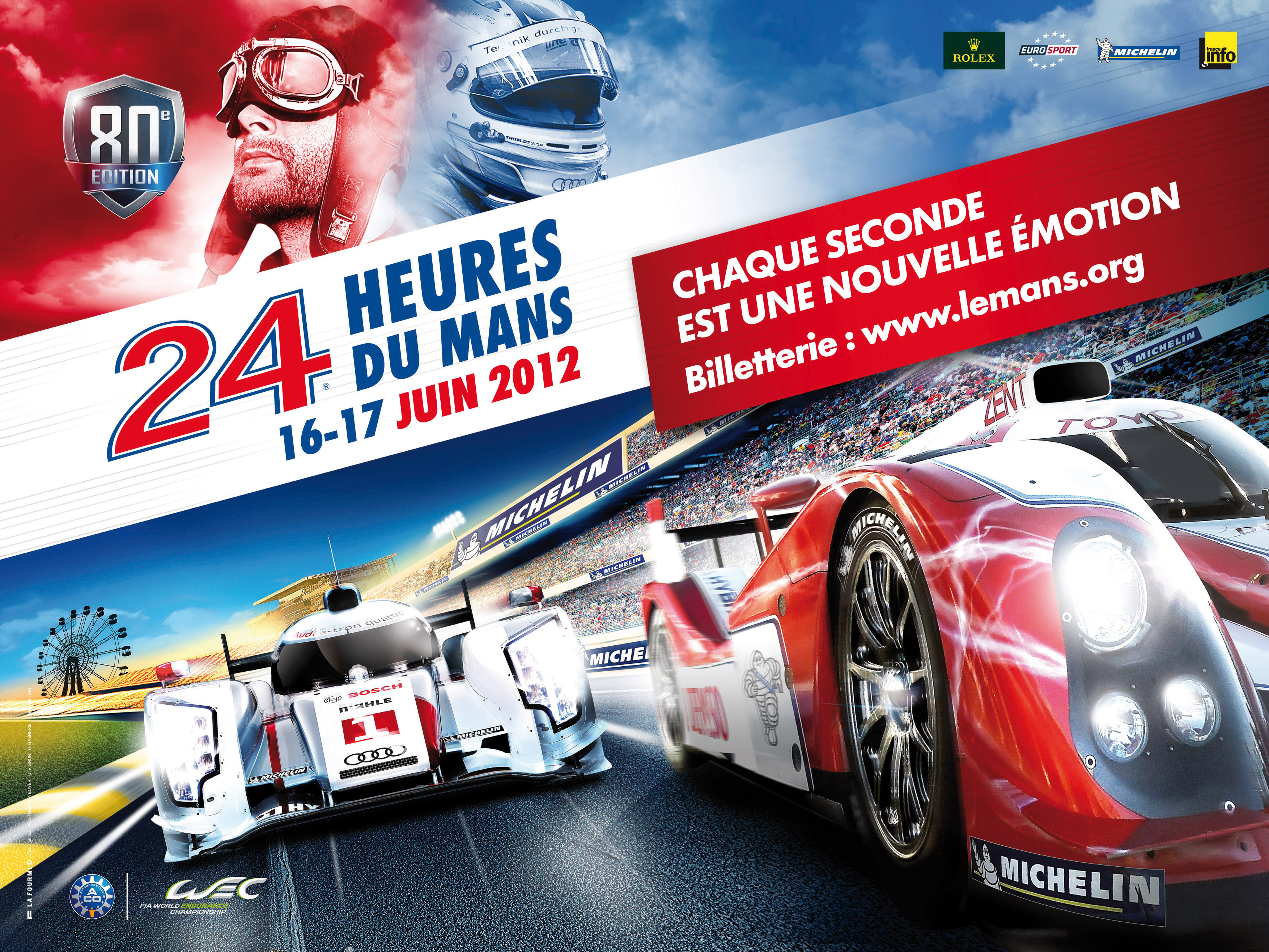 le rencontre Le Mans