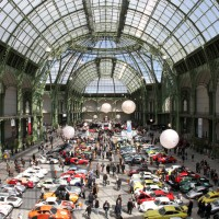 TOUR AUTO 2012 VOUTE GRAND PALAIS  pHOTO gILLES vITRY ONESHOOTING POUR AUTONEWSINFO